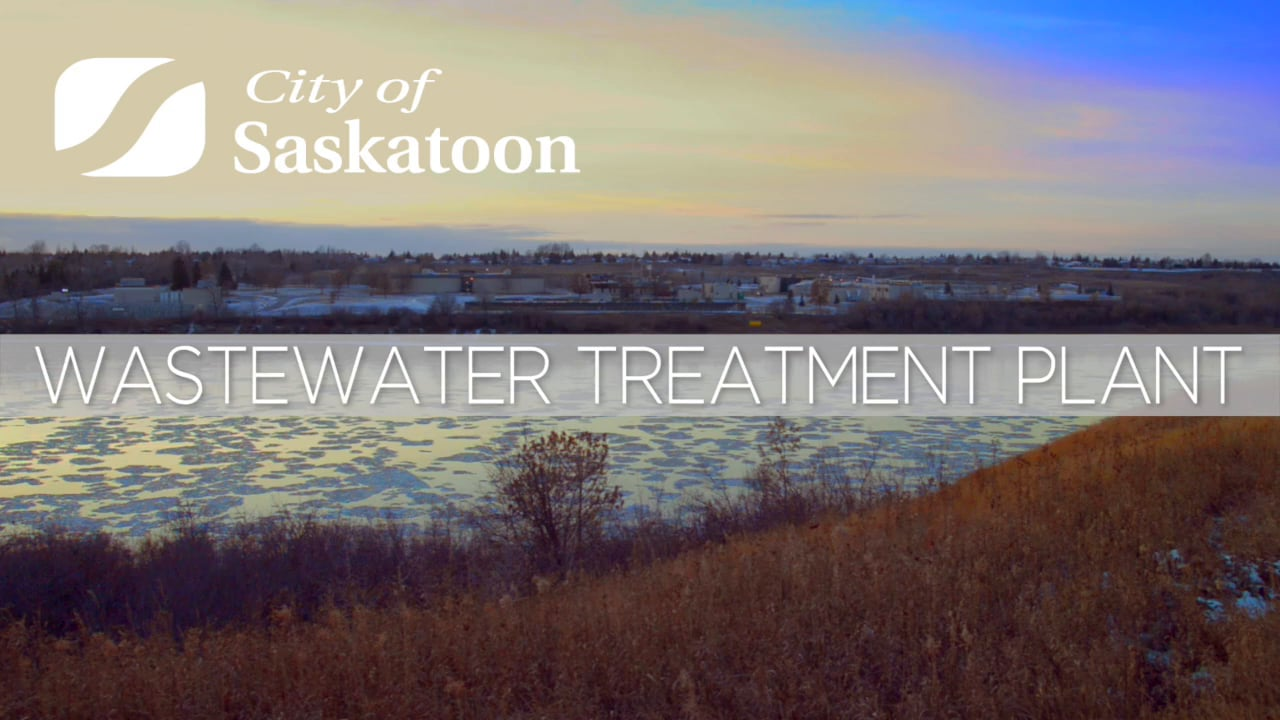 Video thumbnail for Saskatoon Wastewater Treatment Plant