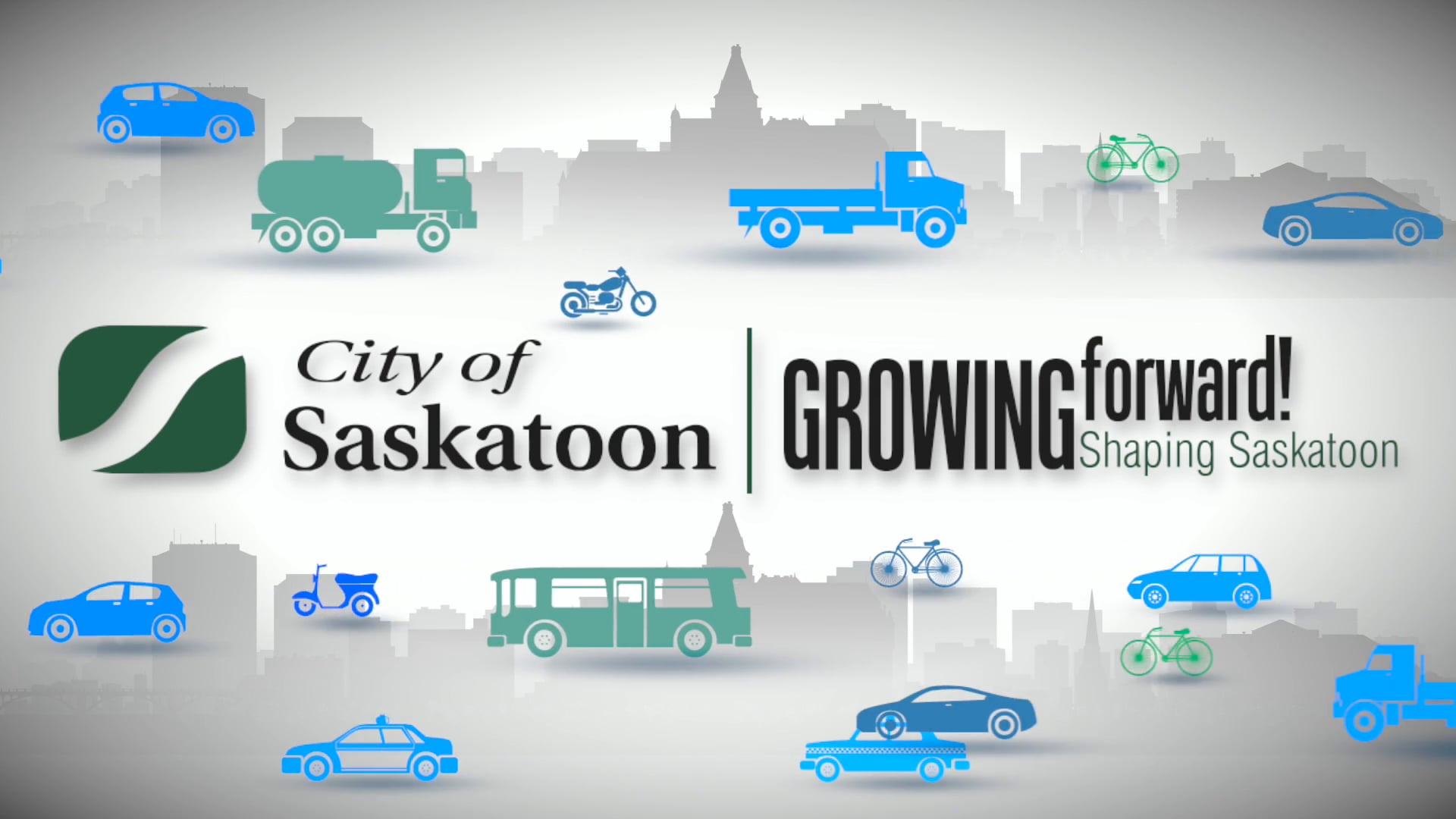 Video thumbnail for City of Saskatoon – Growing Forward