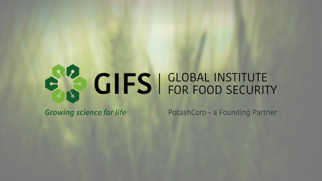 Video thumbnail for GLOBAL INSTITUTE FOR FOOD SECURITY