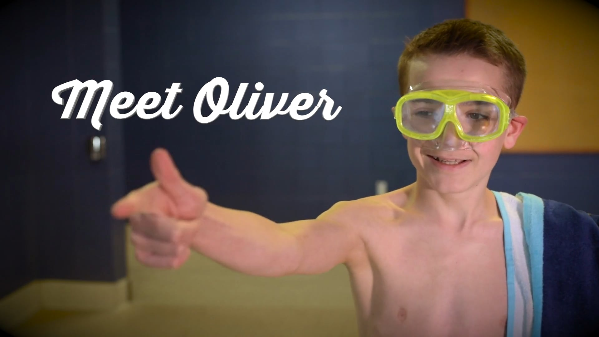 Video thumbnail for OLIVER – GALLAGHER CENTRE WATER PARK