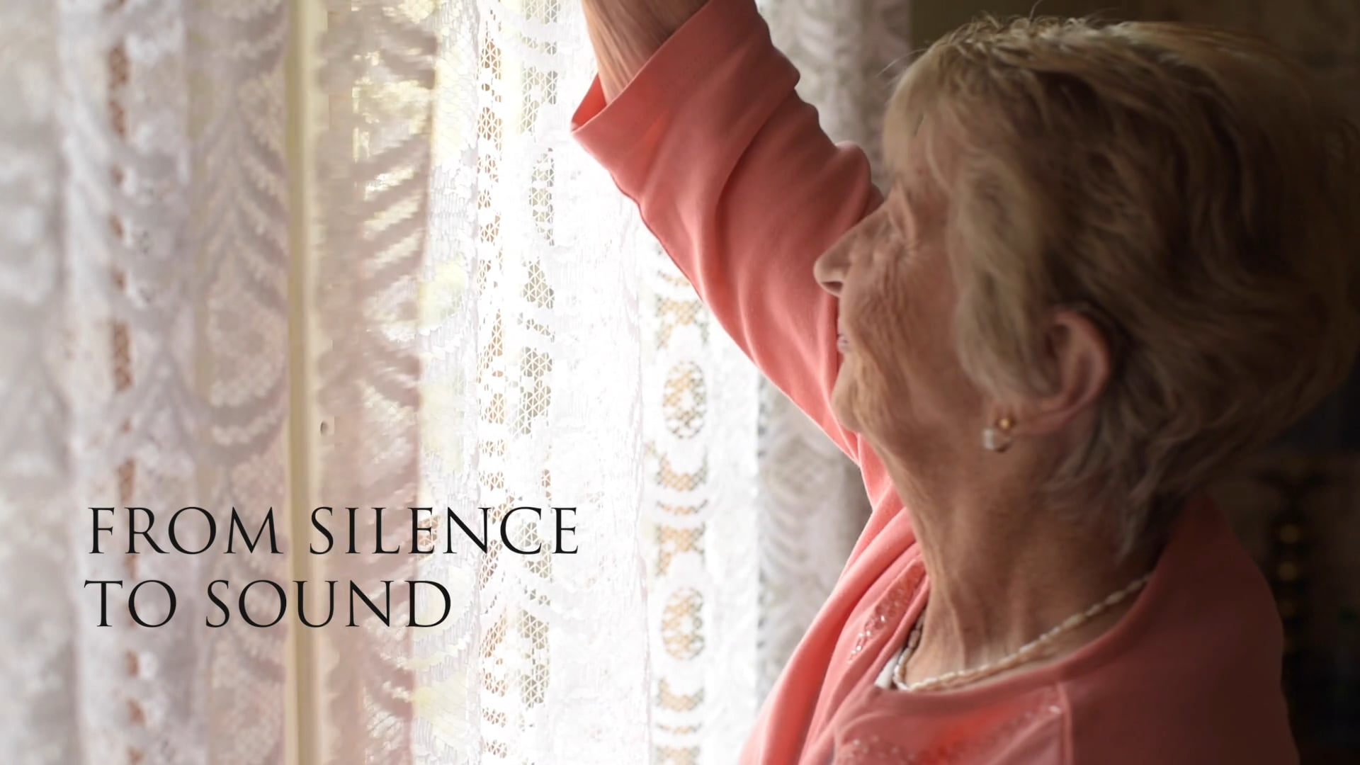 Video thumbnail for SILENCE TO SOUND- COCHLEAR IMPLANT