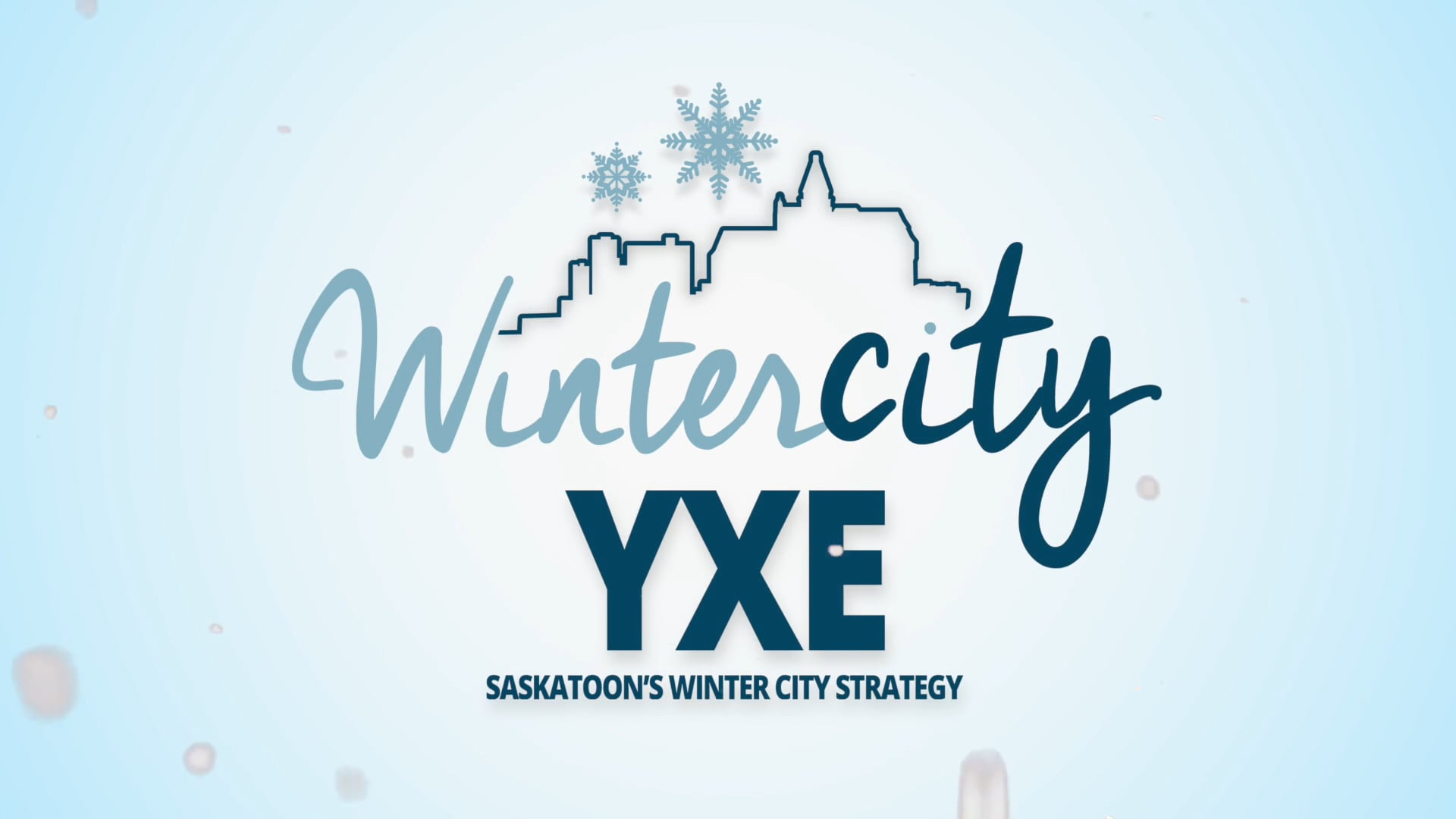 Video thumbnail for SASKATOON WINTER CITY STRATEGY