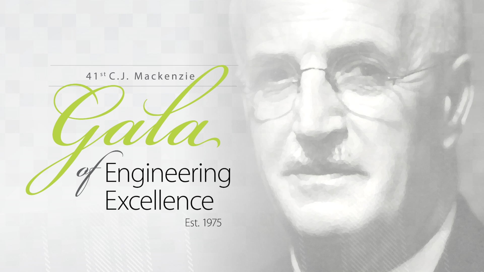 Video thumbnail for C.J. MACKENZIE GALA
