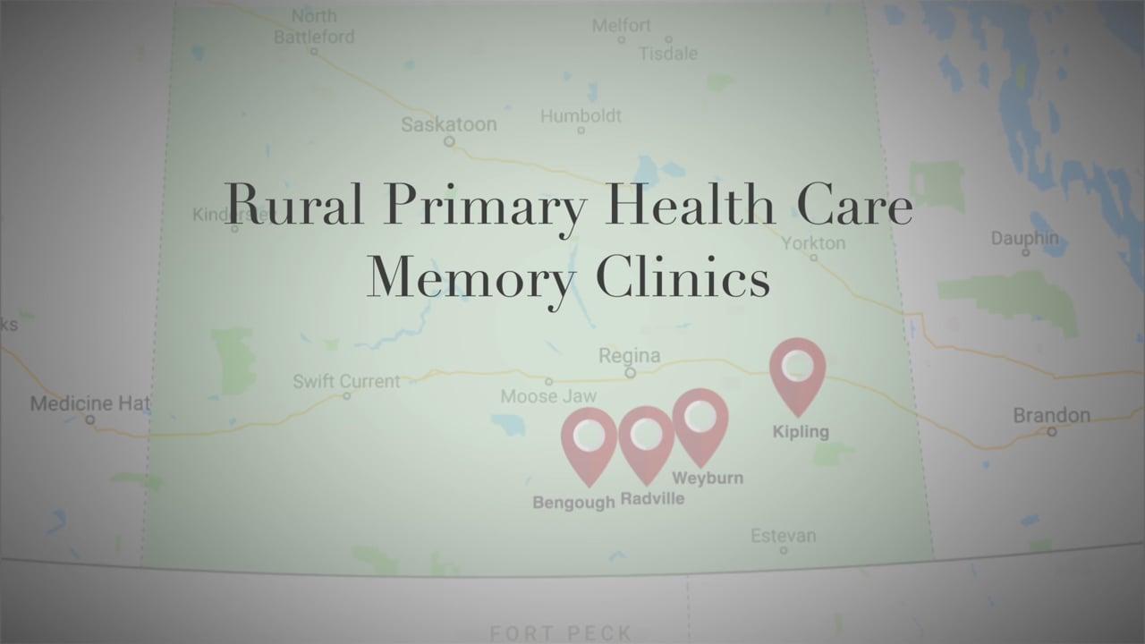 Video thumbnail for RADAR MEMORY CLINICS