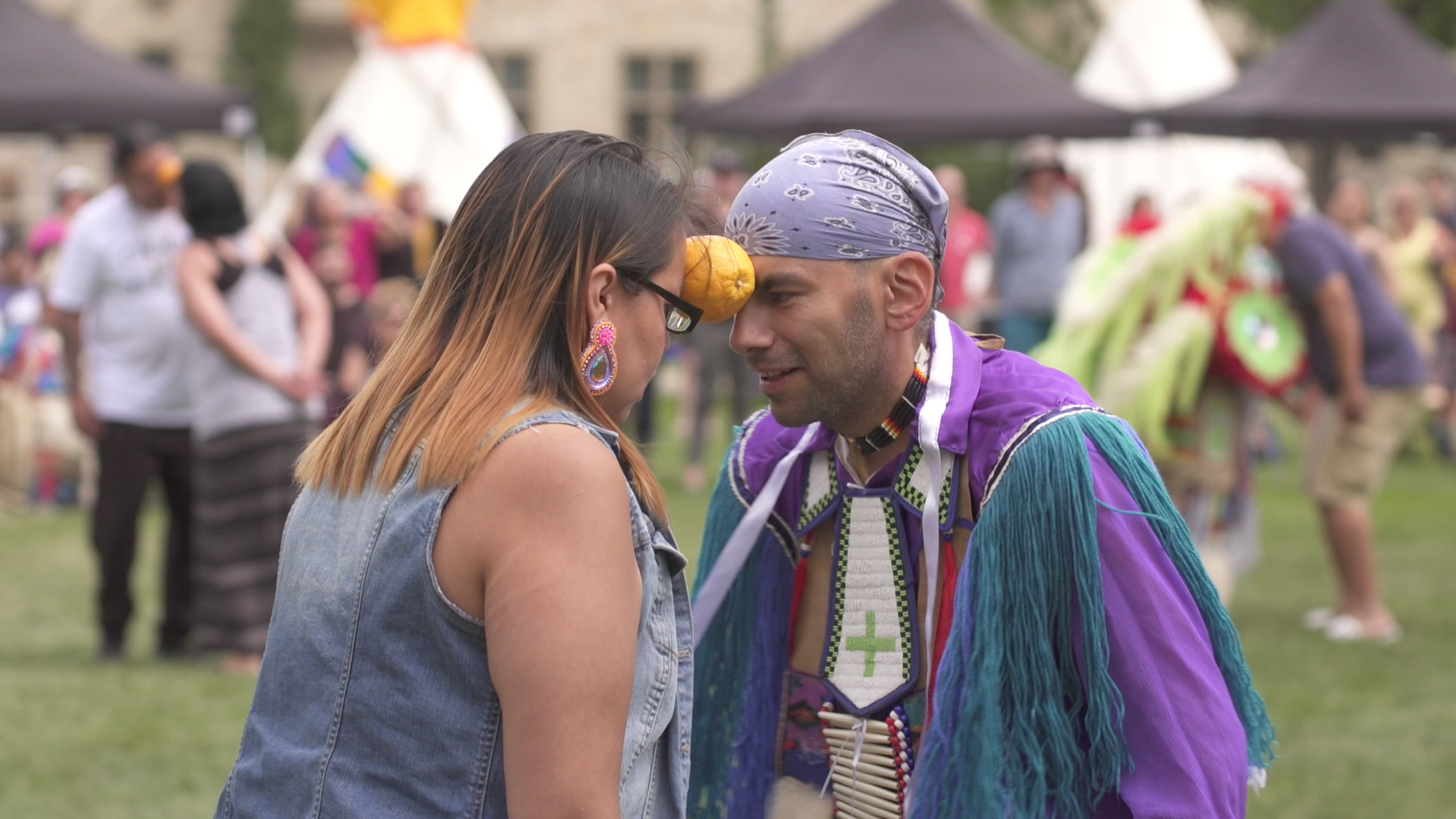 Video thumbnail for UNITED CHURCH – TWO SPIRIT POWWOW