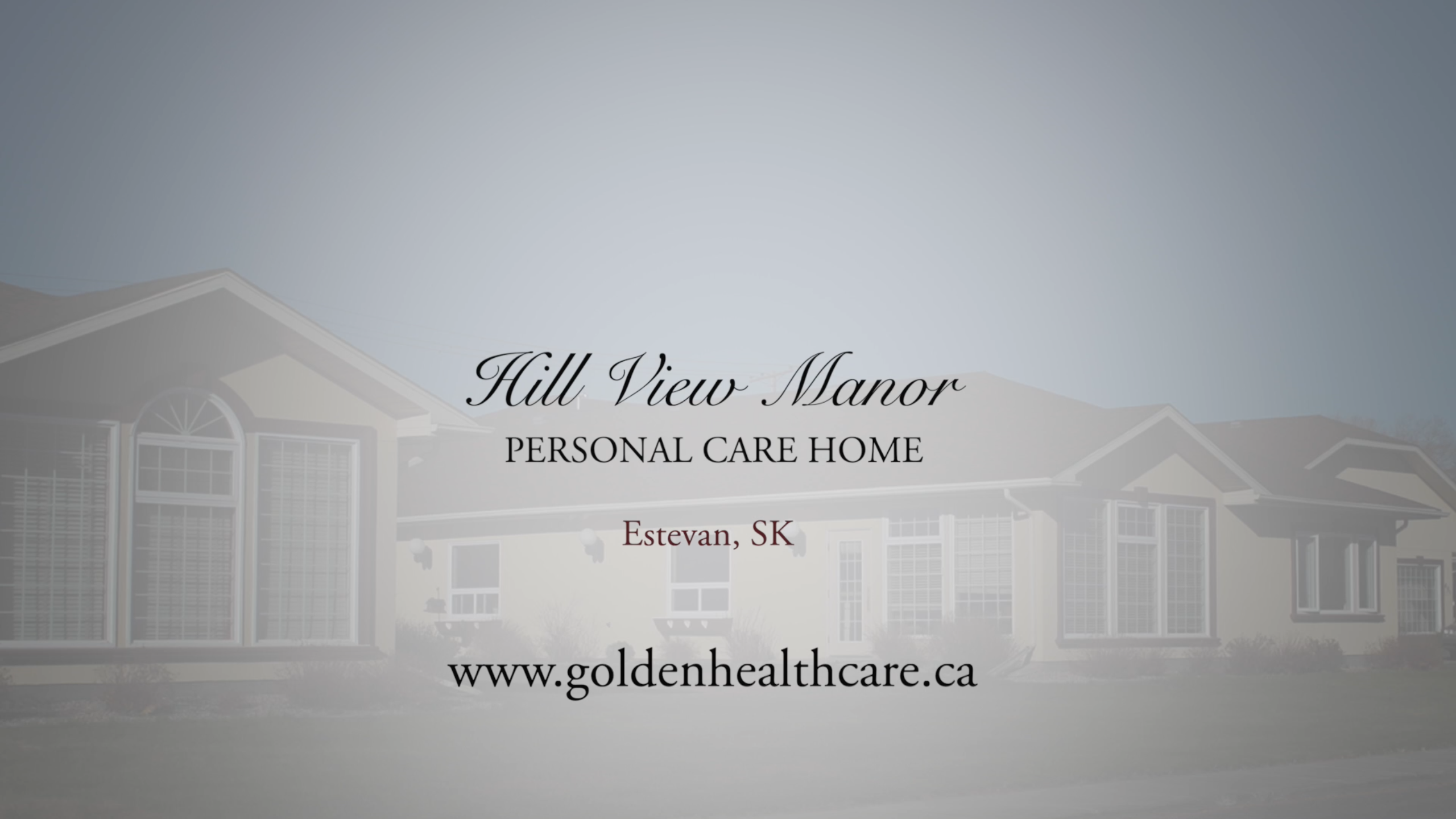 Video thumbnail for HILL VIEW MANOR