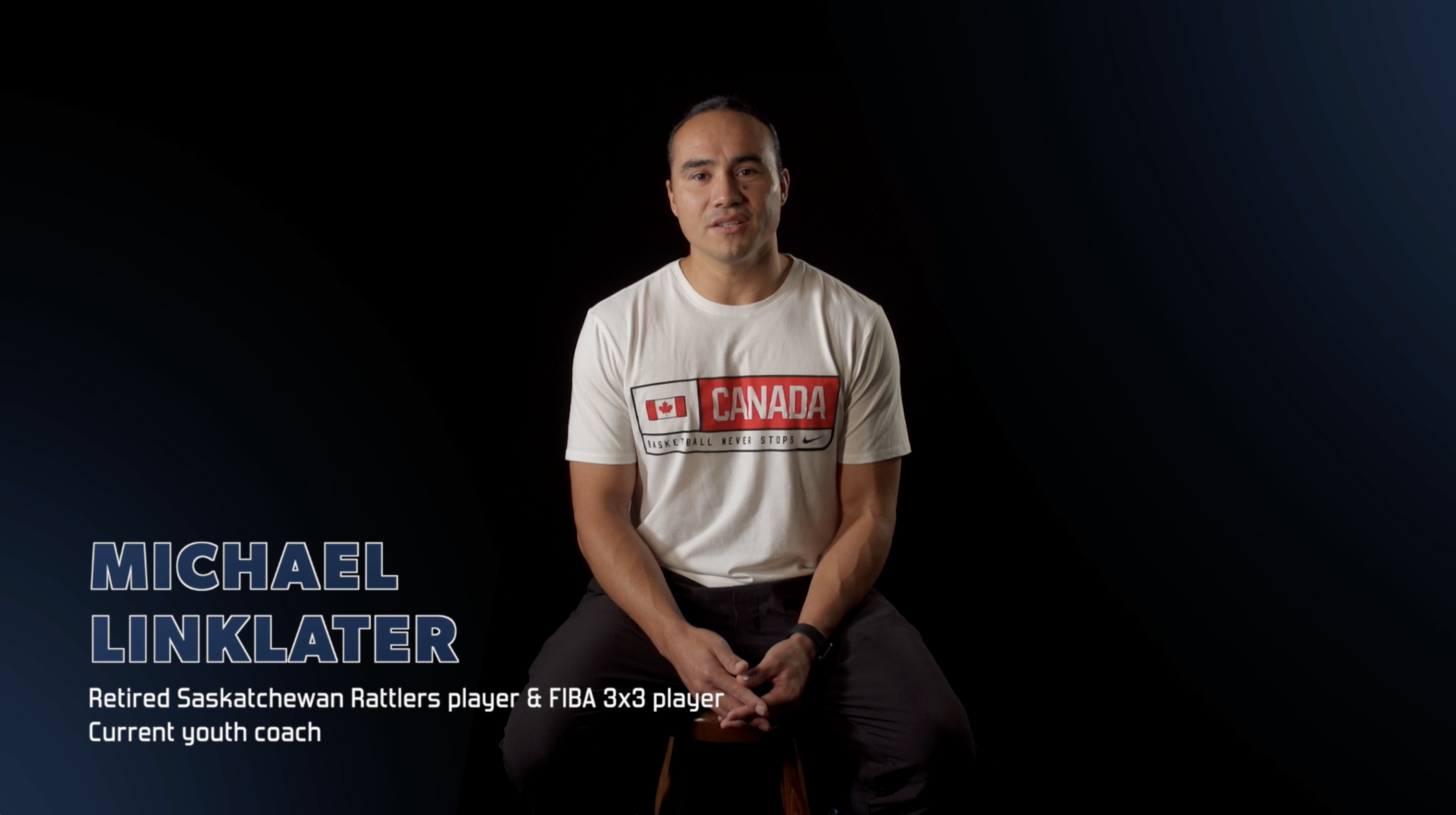 Video thumbnail for Sask Sport- Spotlight on Michael Linklater