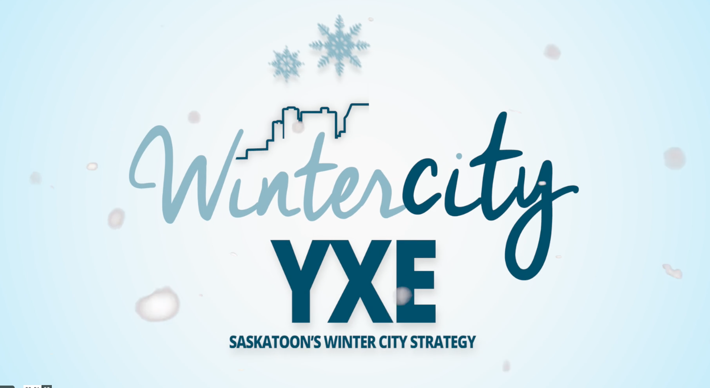 Video thumbnail for Wintercity YXE