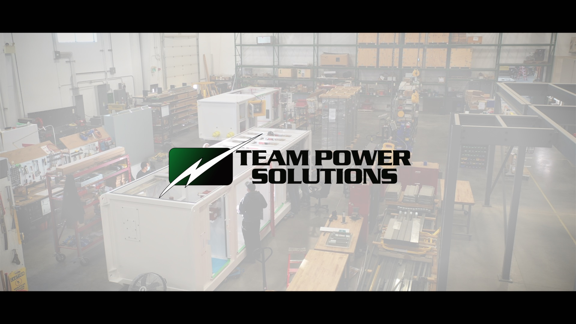Video thumbnail for Team Power Solutions